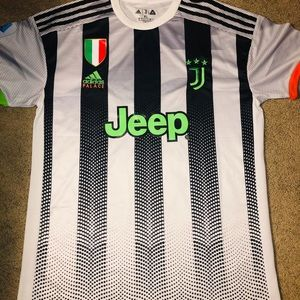 Juventus Palace Jersey